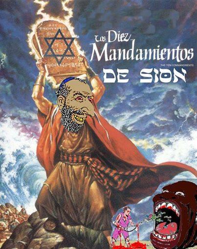 LOS 10 MANDAMIENTOS DE SION